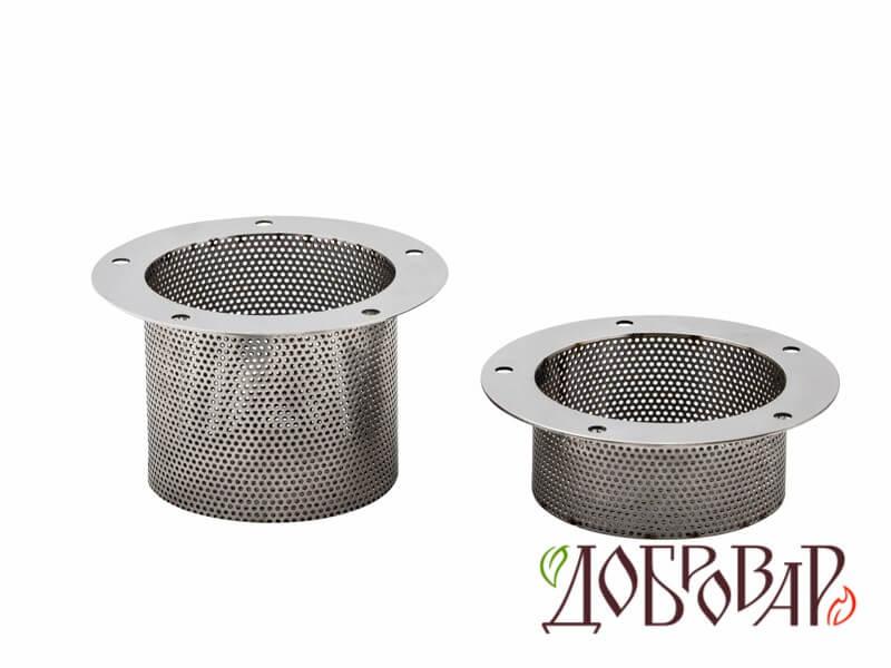 Корзина-экстрактор для куба с горловиной 12 см (5 шпилек)